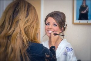 make up at Scotter hair & beauty salon in Lincolnshire