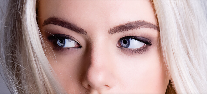 Faceframe 3D brow extensions, Scotter beauty salon in Lincolnshire