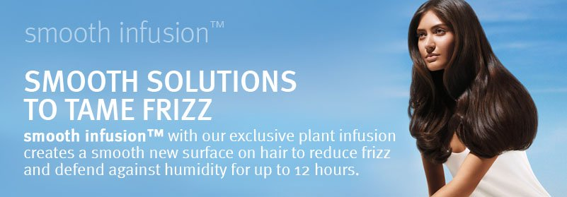 AVeda Smooth Infusion hair smoothing, Scotter hair salon