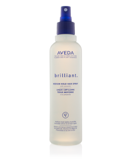 AVEDA - Brilliant Medium Hold Hairspray 250ml