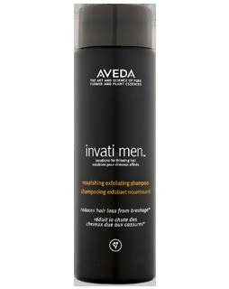 AVEDA - Invati men Nourishing Exfoliating Shampoo 250ml