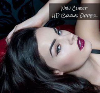 New Client HD Brows Offer