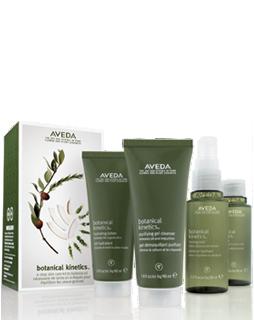 AVEDA - Botanical Kinetics Skin Care Set for oily/normal skin