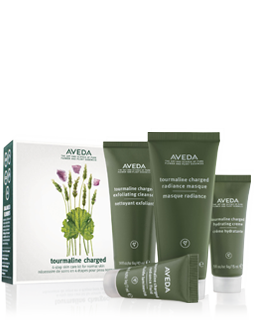 AVEDA - Tourmaline Charged Skin Care Set