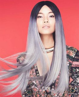 Sleek & Straight Hair Trends