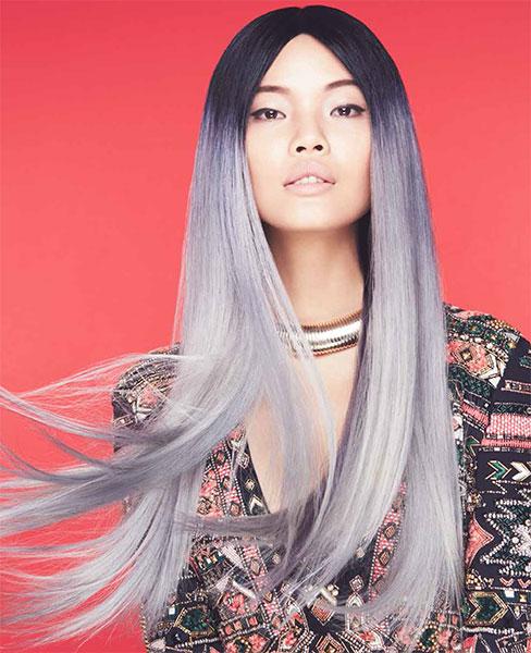 Sleek & Straight Hair Trends