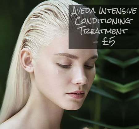 Aveda Intensive Conditioning Treatment – £5