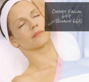 Oxyget Facials Rituals Beauty Salon, Scotter