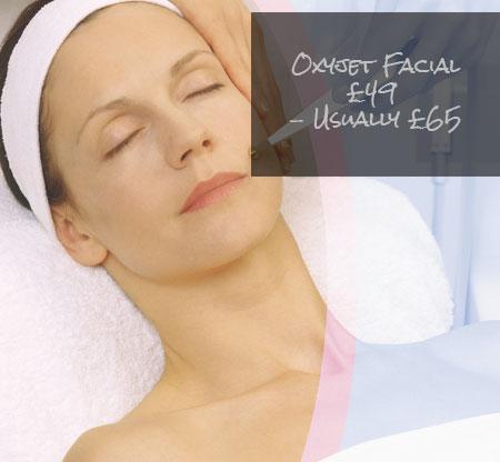 Oxyjet Facial – £49
