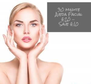 Aveda facial treatments offer Rituals Beauty Salon, Scotter