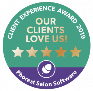 Client Experience Award digital badge