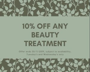 Midweek Beauty Offers