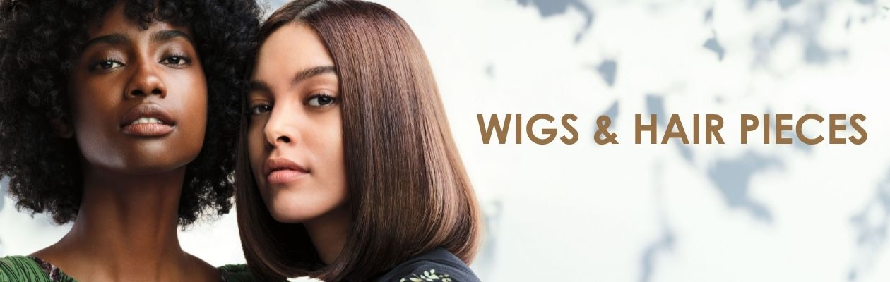 AVEDA WIGS HAIR PIECES BANNER