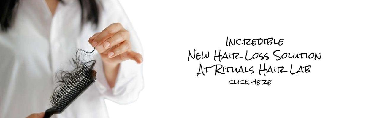 Rituals Hair Loss Banner